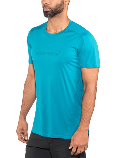 Norrøna M's /29 Tech T-Shirt Torrent Blue